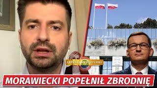 """""""Morawiecki POPEŁNIŁ ZBRODNIĘ!"""" Śmiszek MIAŻDŻY premiera i krytykuje DECYZJE rządu"""