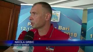 Bari, mondiale maschile di volley: il Pool C è pronto a scendere in campo al PalaFlorio - VIDEO