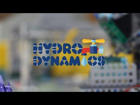 FLL Hydro Dynamics #RobotIn3Days 405 points!