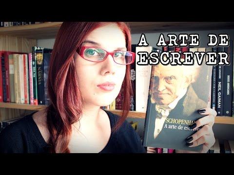 Resenha: A Arte de Escrever - Arthur Schopenhauer
