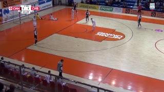 Суперлига. 13-й тур. «Синара» (Екатеринбург) - «Сибиряк» (Новосибирск). Матч №2