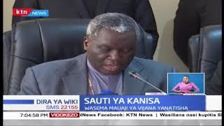 Kanisa Katoliki lahofia ongezeko la mauaji nchini, lawakashifu wabunge 'walafi'