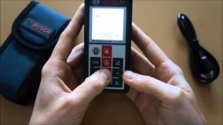 Bosch Entfernungsmesser Glm 100 C : Bosch laser entfernungsmesser zamo spot 2 Самые лучшие видео