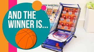 The indoor basketball challenge | A perfect summer game