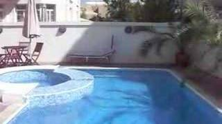 preview picture of video 'Villa Guesthouse Dubai,  Private Swimming pool'