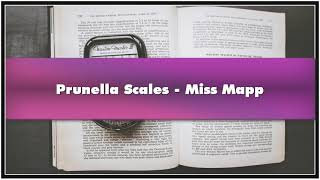 Prunella Scales - Miss Mapp Audiobook