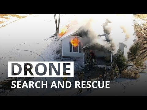 Drone Search and Rescue - Wake Forest Fire Department