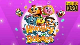Hungry Babies Mania Game Review 1080P Official Storm8 Studios Arcade 2016