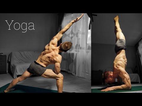 Йога - это развитие мозга и способностей тела!