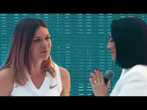 Andra – Imnul National [Arena Nationala cu Simona Halep] Video