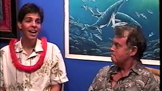 Up Close & personal – Lance Collins with host Jason Schwartz 2004