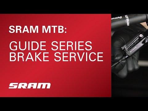 SRAM MTB: Guide Series Brake Service