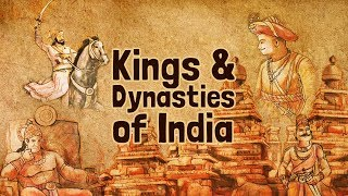 Kings And Dynasties Of India   Rulers Of India And More History Videos   Mocomi Kids