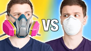 CoronaVirus: What Type of Mask Should You Get to Protect Against it? (N95? P100? Respirator?)