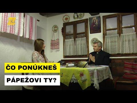 TÉMA NA ZEMPLÍNE - Otec Ľubomír Petrík: Čo prinesie pápež do Prešova?