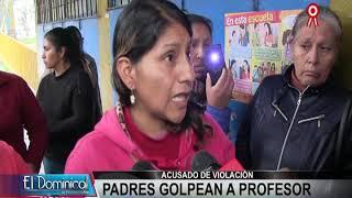 VMT: Profesor Es Denunciado Por Tocamientos Indebidos A Tres Alumnas
