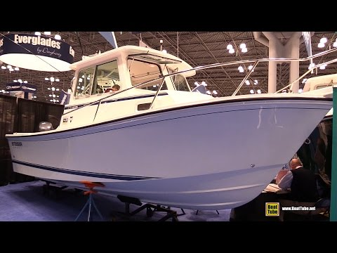 2015 Steiger Craft  21DV Miami Fishing Boat – Walkaround – 2015 New York Boat Show