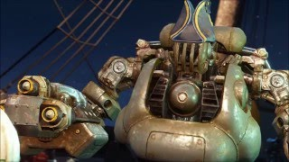 Fallout 4 - USS Constitution sabotage / bad ending