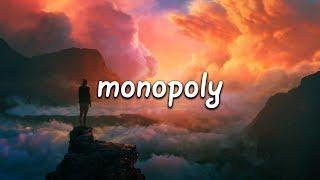 Ariana Grande & Victoria Monét   MONOPOLY (Lyrics)
