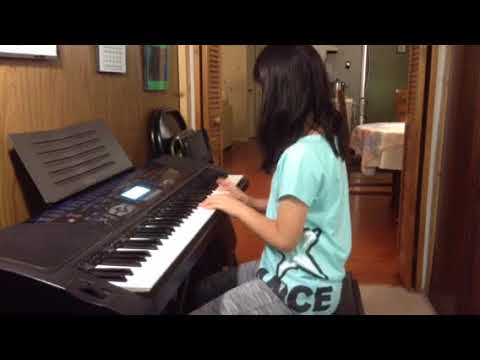 "Remi's piano student Sophia playing ""William Tell"""