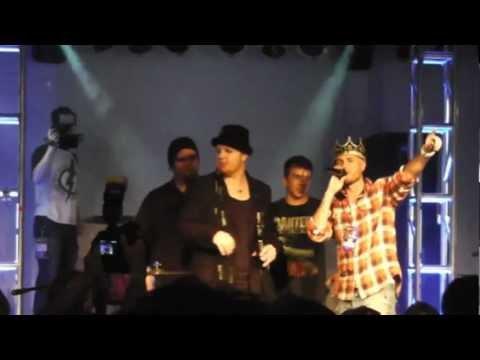 AMERICAN GOTHIC - RAWKZILLA 2012 finals!