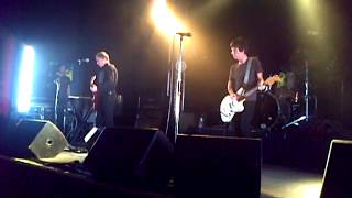 Crack Up Johnny Marr Live Gloucester 2013