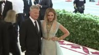 Katharine McPhee And David Foster Marry Almost One Year After Engagement
