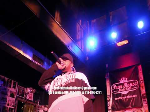 Boo Smith Performing LIVE @Pour House in Raleigh, NC