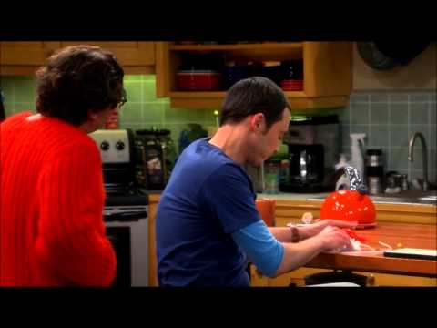Leonard Gives Up, Sheldon Reveals All (TBBT: 7x08 The Itchy Brain Simulation)