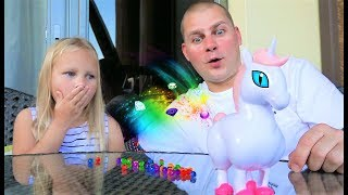 Unicorn SURPRISE game for kids ! Игра СЮРПРИЗ Единорога для детей !