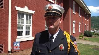 Firefighters Graduate from Rookie School