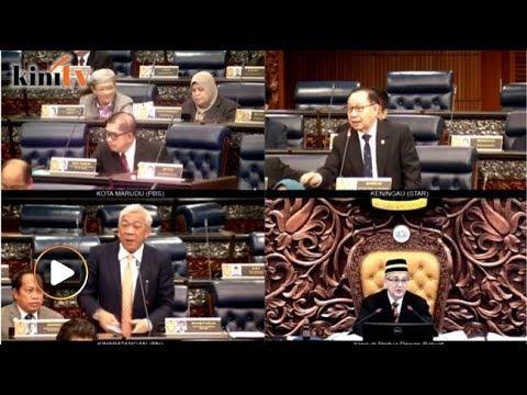 Dewan Rakyat kecoh, MP Sabah-Sarawak bertelagah dengan Speaker