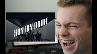 CAMEREOGRAPHY (ATEEZ(에이티즈)   'Say My Name' Official MV Reaction)
