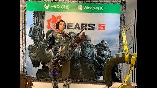 Xbox Así fue el evento de Gears 5 en Madrid anuncio