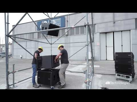 dBTechnologies VIO S118 subwoofer attivo (ITA)