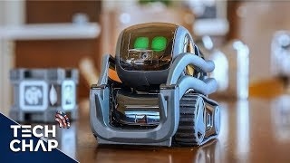 Anki Vector Unboxing & Setup - The CUTEST Home Robot Ever! | The Tech Chap