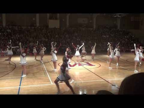 MIHS - Homecoming Assembly 2012 - Drill