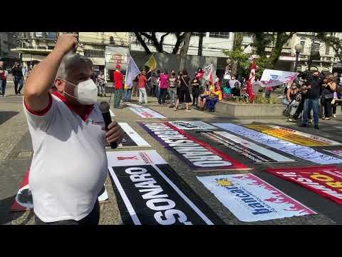 Dia Nacional de Luta contra a reforma administrativa e privatizações