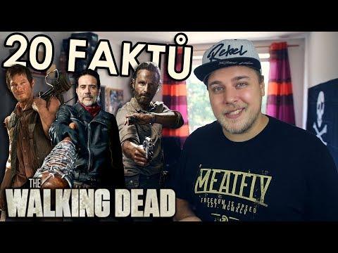 20 FAKTŮ - The Walking Dead
