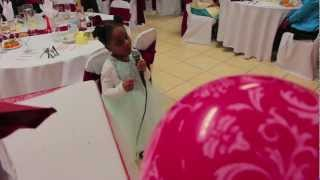 Alyssa Singing Faithful and True