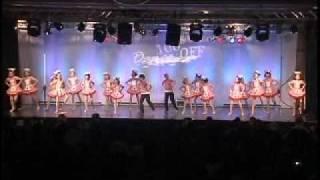 Dr Jones Fever Dance Championships 2009