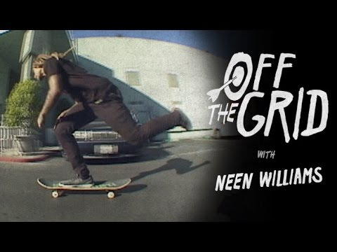 Neen Williams - Off The Grid