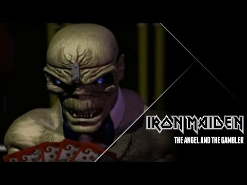 Iron Maiden - The Angel And The Gambler online metal music video by IRON MAIDEN