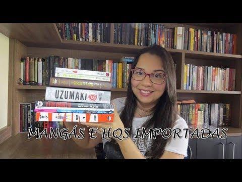 Quadrinhos e mangá importados | Leitura Mania