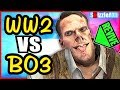 BO3 vs COD WW2 - MASSIVE DIFFERENCE, Black Ops 3 Zombies vs WW2 Zombies ...