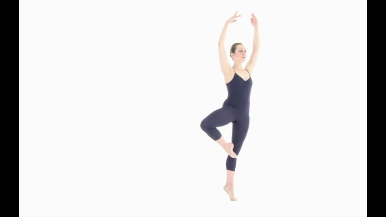 Advanced Ballet Class 1