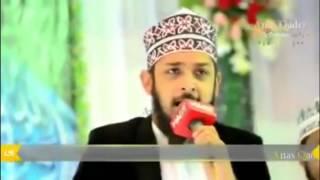 Kunn faya kun best kalam recited by ZOHAIB ASHRAFI bhai