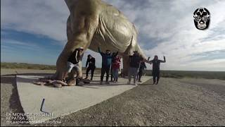 REPATRA 2017  LA MONADA PRESENTE video clip oficial