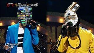 【TVPP】Tae-il(Block B) - Feeling Only You, 태일(블락비) - 너만을 느끼며 @ King of Masked Singer