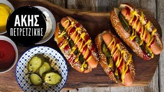Hot Dogs | Kitchen Lab by Akis Petretzikis